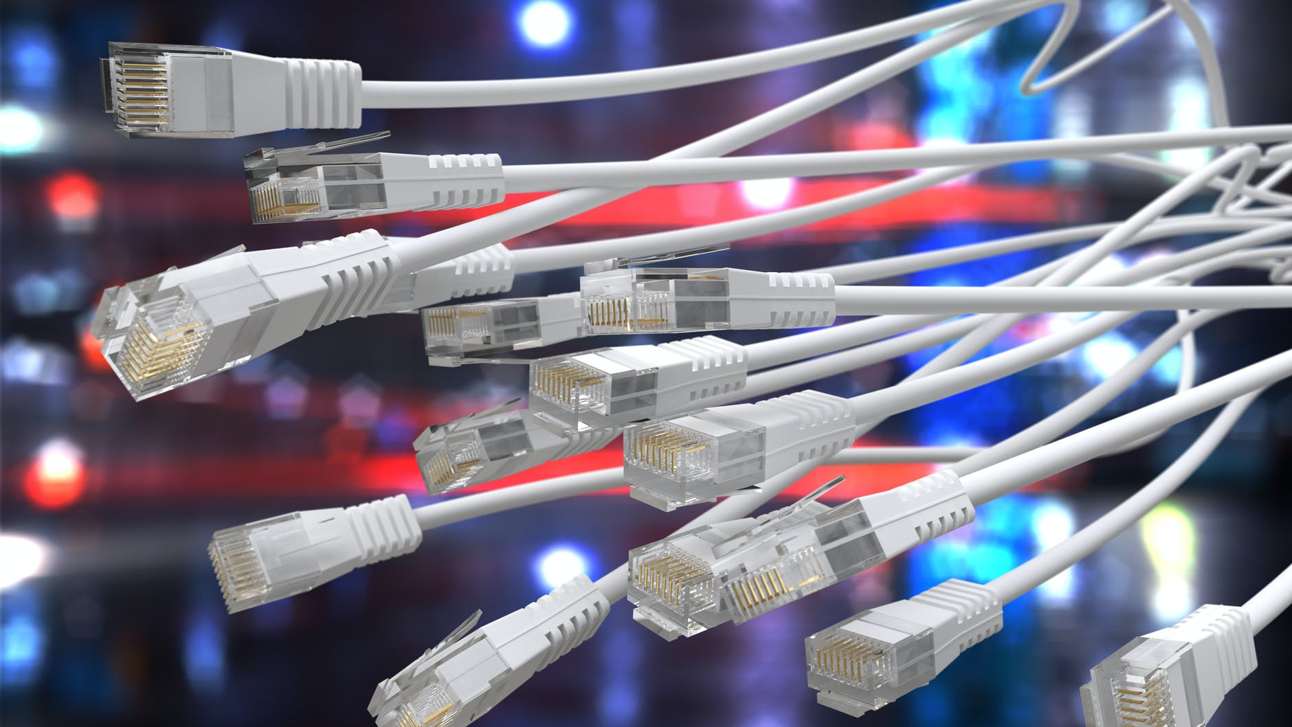internet cable connection technology